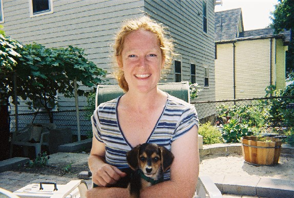 Julie & Dog